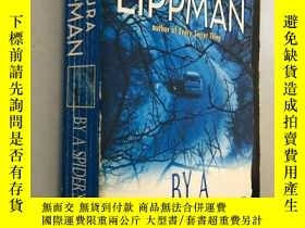 二手書博民逛書店BY罕見A SPIDER S THREADY5919 Laura Lippman Harper torch