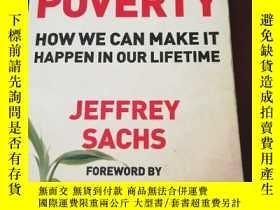 二手書博民逛書店End罕見of Poverty: How We Can Make