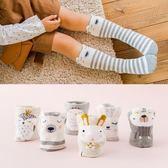 女童長筒襪過膝薄款純棉夏季透氣公主兒童中筒襪嬰兒襪子0-3個月  易貨居