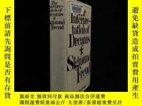 二手書博民逛書店1978年罕見Interpretation of Dreams