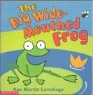 【麥克書店】THE BIG WIDE-MOUTHED FROG /英文繪本《主題: 幽默. 動物》
