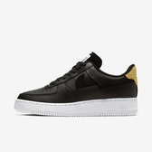 Nike W Air Force 1 07 Lx [898889-014] 女鞋 運動 休閒 不對稱 穿搭 潮流 黑橘綠