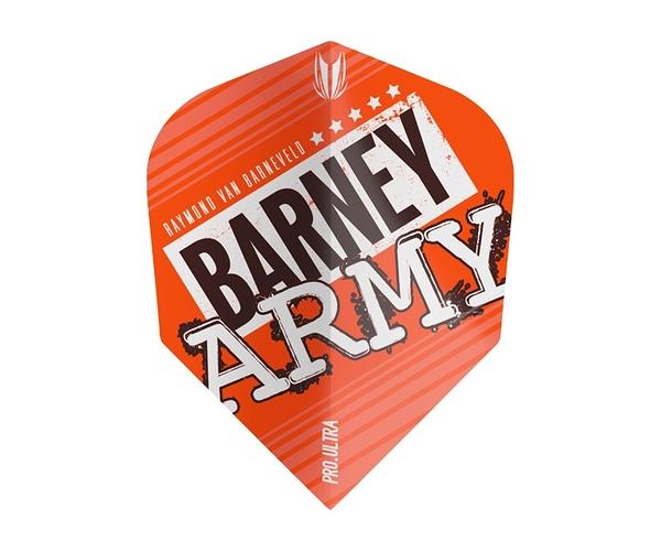 【TARGET】VISION ULTRA BARNEY ARMY Shape Orange 334280 鏢翼 DARTS