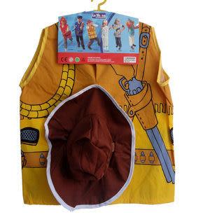 萬聖節 表演 裝扮 兒童 牛仔服