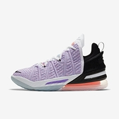 Nike Lebron Xviii Ep [CQ9284-900] 男鞋 籃球 運動 休閒 緩震 抓地力 柔軟 穿搭 紫