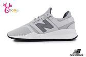 New Balance 247 成人女款 運動鞋 網布透氣 科技灰調 輕量慢跑鞋 O8486#灰色◆OSOME奧森童鞋