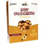 《AMI 阿米》素食狗餅乾-香草口味 400g/盒 (適合成狗)
