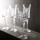 腳香檳杯子 歐式創意?石紋路紅酒杯酒具