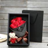 花束禮盒情人節玫瑰花聖誕節生日禮物禮物【不二雜貨】