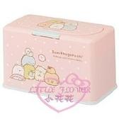 小花花日本精品角落生物粉色滿版圖口罩收納盒收納箱彩色點點好按壓日本限定現貨99113100