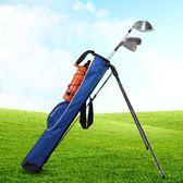 高爾夫小包球包球支架男女球桿包超輕便攜練習槍袋包golfbag尼龍