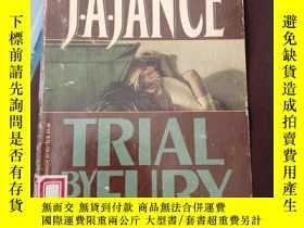 二手書博民逛書店TRIAL罕見BY FURYY182287