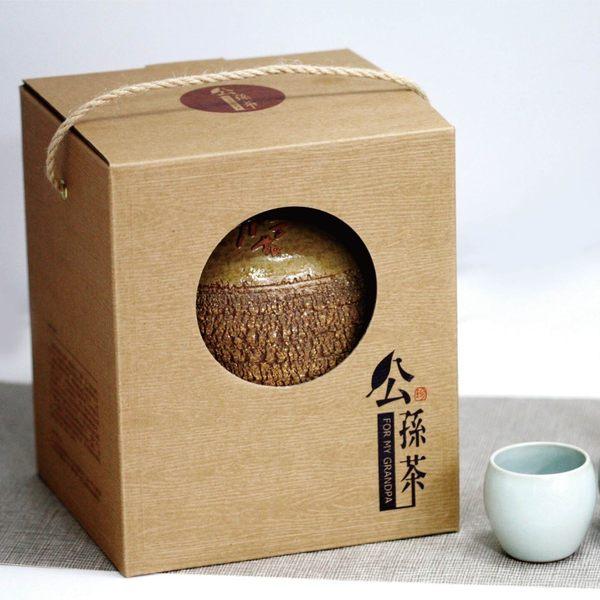 公孫茶  50年老茶
