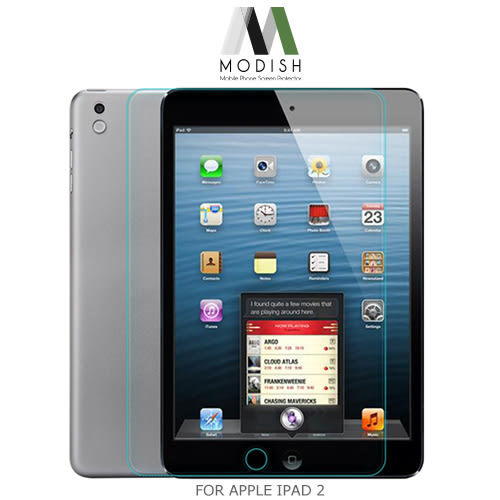 MODISH Apple iPad 2/3/4 防爆鋼化玻璃貼 2.5D 螢幕保護貼