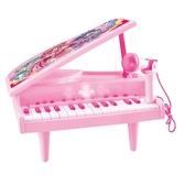 兒童電子琴帶麥克風女孩鋼琴玩具嬰兒早教啟蒙音樂小孩小鋼琴 森活雜貨