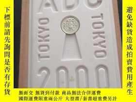 二手書博民逛書店Tokyo罕見Art Directors Club Annual 2000(日文原版平面設計書)Y186899