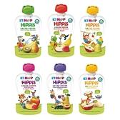 【任8包贈造型製冰盒】喜寶HiPP 生機水果趣100g(8款可選)