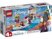【愛吾兒】LEGO 樂高 迪士尼公主系列 41165 冰雪奇緣2 安娜的獨木舟探險
