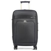 aaronation-24吋NAITE商務行李箱-RU-898824黑色