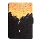 亞馬遜kindle paperwhite3皮套KPW2/3閱讀器保護套958卡通休眠彩繪
