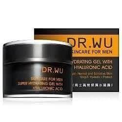 DR.WU男士高效保濕水凝露-50ml 全新封膜/效期2020【淨妍美肌】