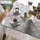桌布 桌巾 蕾絲桌布 餐桌巾 餐桌布 餐墊【G0102】大花蕾絲桌布 韓國製 收納專科