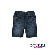 DOUBLE_B Everyday黑熊牛仔短褲