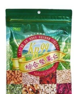 肯寶KB99~綜合堅果仁250公克/包
