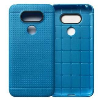 [24hr 火速出貨] lg g5 手機殼 熱銷 網點紋 保護套 蜂窩套 TPU 手機套 簡約 商務 耐摔 防震 極輕 潮