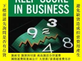二手書博民逛書店How罕見To Keep Score In Business: Accounting And Financial