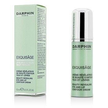 SW Darphin-62 完美無齡胜肽眼唇霜容量 Exquisage Beauty Revealing Eye And Lip Contour Cream 15ml
