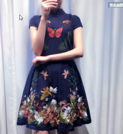 (45 Design)  訂做7天到貨 韓風婚紗禮服  高級訂製服洋裝連身裙團服訂製設計風格禮服 15