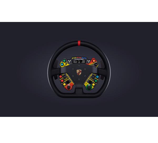 [2美國直購] fanatec 方向盤 ClubSport Steering Wheel Porsche 911 GT3 R V2 for Xbox (Leather)