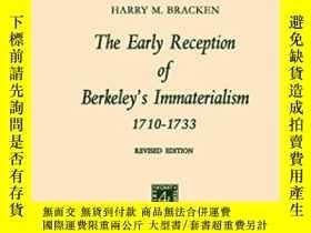 二手書博民逛書店The罕見Early Reception Of Berkeley
