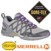 【MERRELL 美國】SIREN 3女GORE-TEX多功能健行鞋『灰色』033896 功能鞋.多功能鞋.休閒鞋