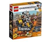 【LEGO樂高】Overwatch 鬥陣特攻系列 - Junkrat & Roadhog #75977