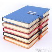記事本 記事本便攜文具本子加厚創意日記本禮品A5商務隨身筆記本 寶貝計畫