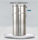 不鏽鋼304搖蜜機全不銹鋼搖蜜機養蜂工具加厚全自動打糖甩蜜蜂蜜分離機桶304 交換禮物