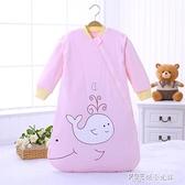 熱賣嬰兒睡袋春秋純棉加厚可拆袖睡袋兒童防踢被寶寶信封睡袍03歲