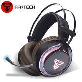 FANTECH HG12 RGB多彩燈效立體聲耳罩式電競耳機