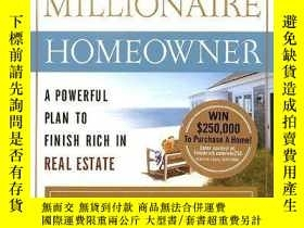 二手書博民逛書店The罕見Automatic Millionaire Homeowner-自動百萬富翁房主Y436638 Da