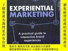 二手書博民逛書店Experiential罕見Marketing: A Pract