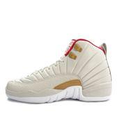 Nike Air Jordan 12 Retro CNY GG [881428-142] 童鞋 喬丹 經典 潮流 休閒 米 紅