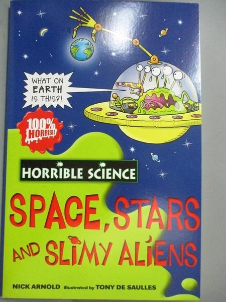 【書寶二手書T8/少年童書_OAO】Horrible science_Nick Arnold