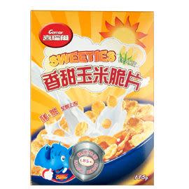 【喜瑞爾】香甜玉米脆片(185g)*10入