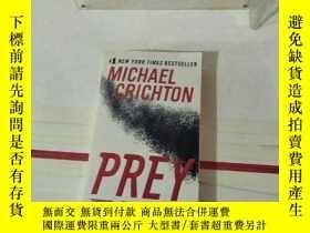 二手書博民逛書店罕見Prey【英文原版】Y19662 Michael Crichton Avon Books ISBN:978