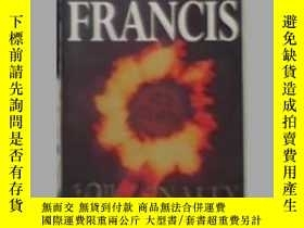二手書博民逛書店英文原版罕見10-lb Penalty by Dick Fran
