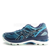 Asics GEL-Nimbus 19 [T750N-5067] 女鞋 運動 慢跑 健走 休閒 緩衝 亞瑟士 深藍