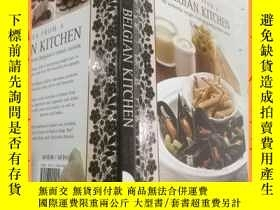 二手書博民逛書店英文書罕見belgian kitchen 比利時廚房Y16354 請見圖片 請見圖片