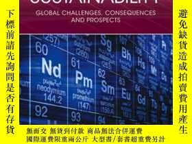 二手書博民逛書店Metal罕見Sustainability: Global Challenges, Consequences, a